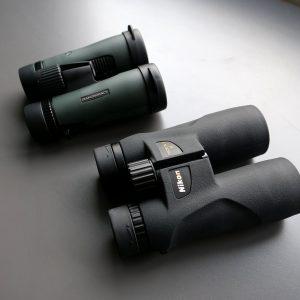 Nikon Prostaff 5 8×42 Vs. Vortex Diamondback 8×42