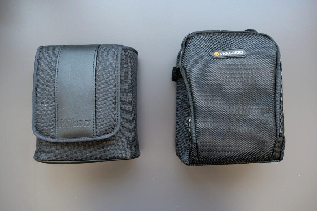 Nikon Monarch 5 8×42 Vs. Vanguard Endeavor ED II 8×42 Bags