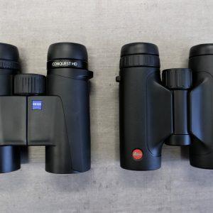 Leica Trinovid 8x32 HD Vs. Zeiss Conquest HD 8×32