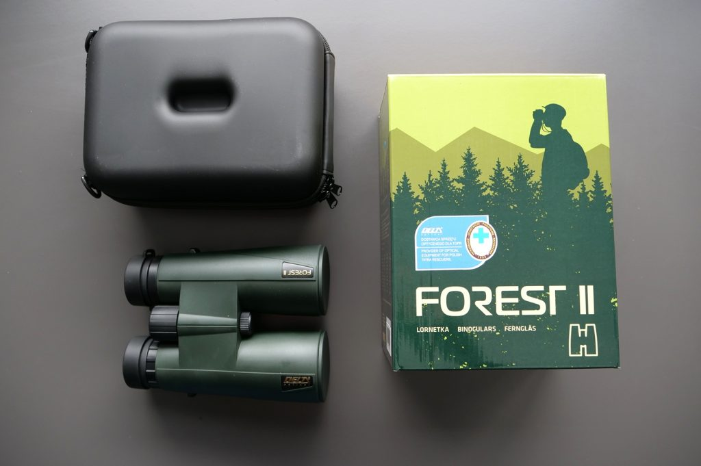 Delta Optical Forest II 10×50 Kit