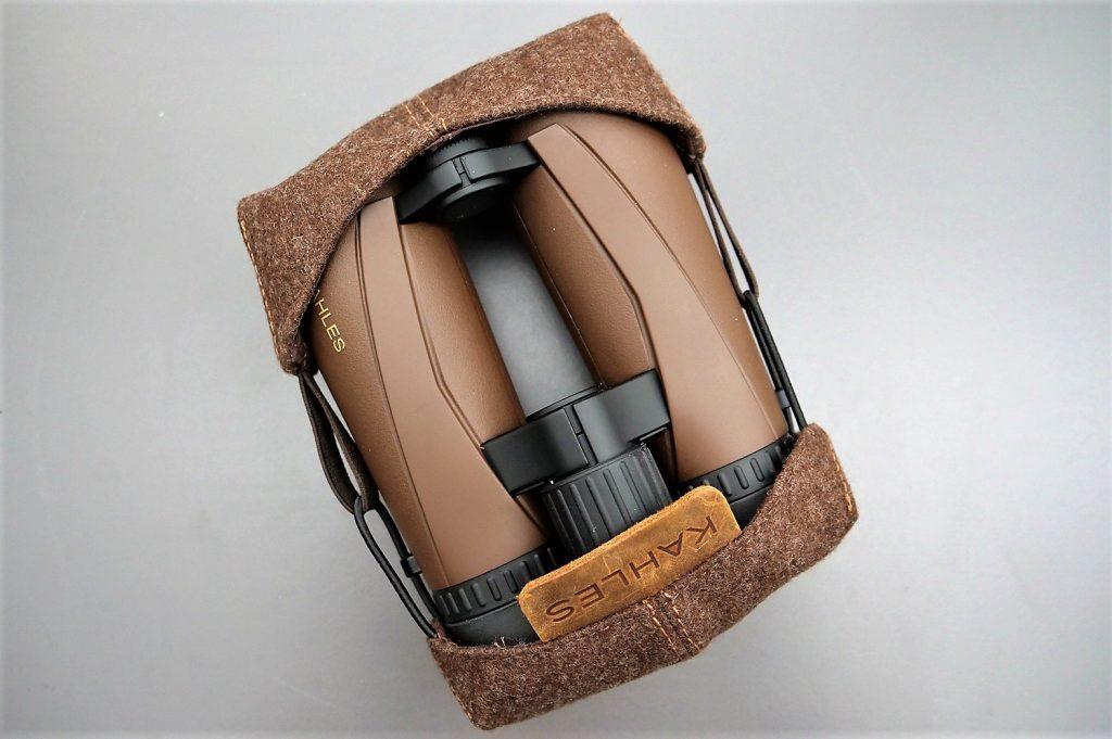 Kahles Helia 10×42 Waldkauz® Carrying Case