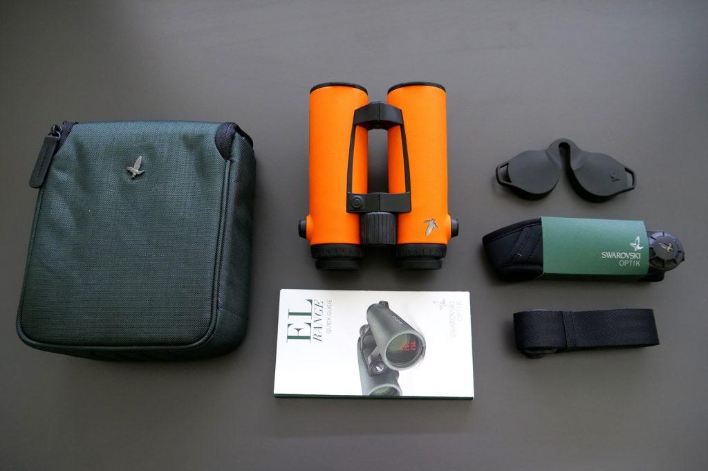 Swarovski EL O-Range 10x42 W B Kit