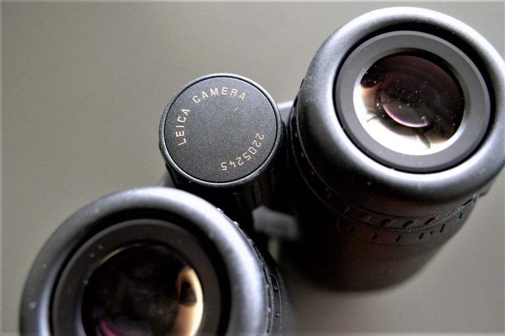 Leica Geovid 10x42 HD-B Central Wheel