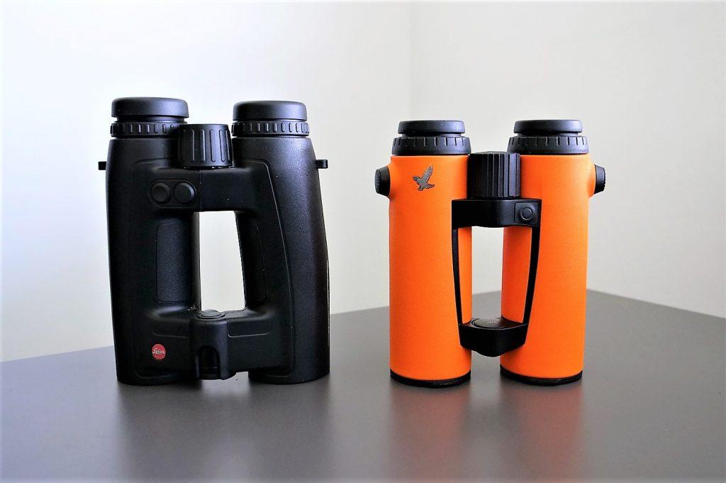 Leica Geovid 10x42 HD-B and Swarovski EL O-Range 10x42 W B