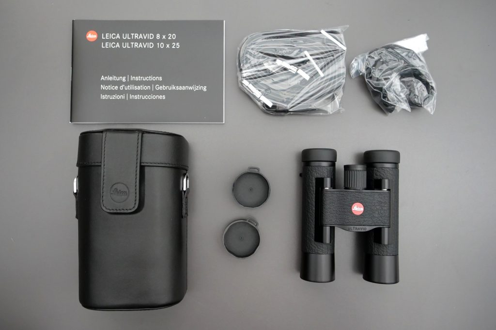 Leica Ultravid 10×25 BL AquaDura Kit