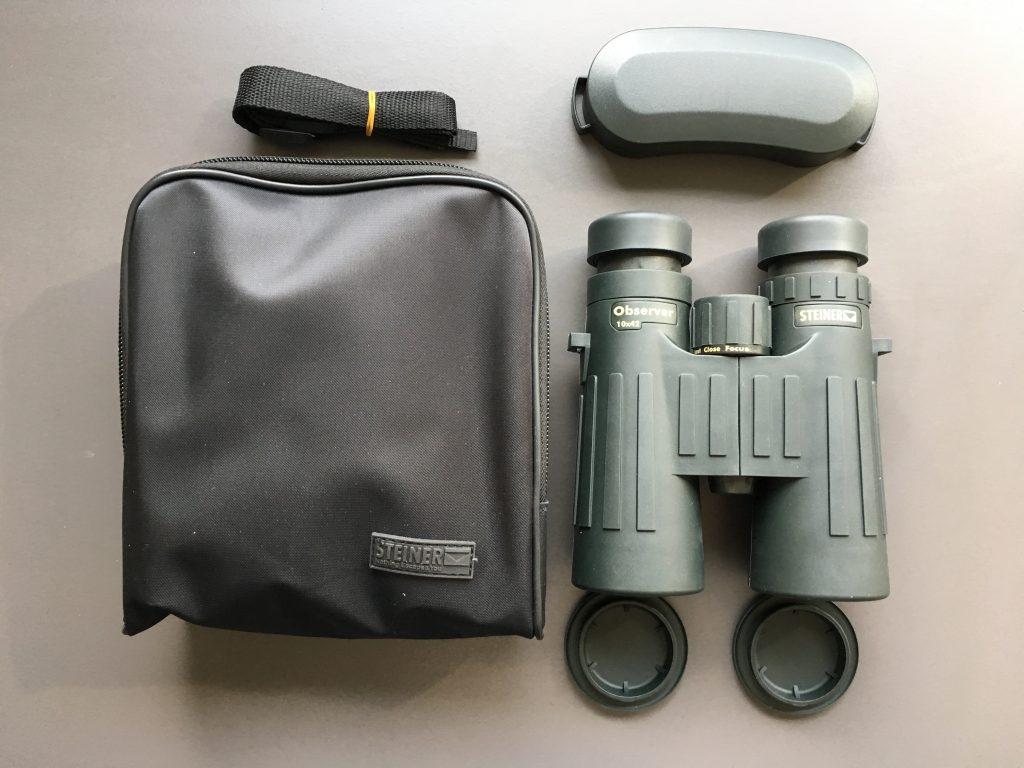 Steiner Observer 10x42 Kit