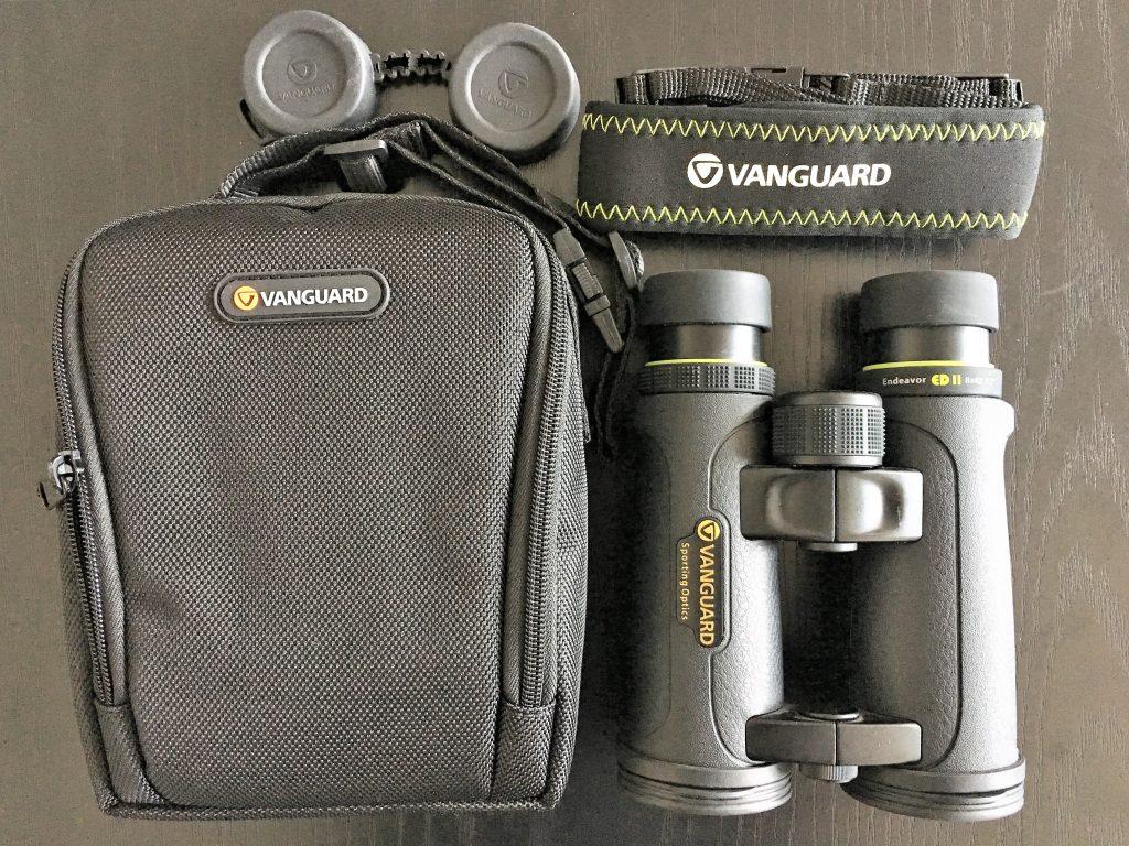 Vanguard Endeavor ED II 8×42 Kit