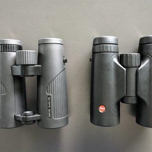 Noblex ED 8x42 and Leica Trinovid 8x42 HD