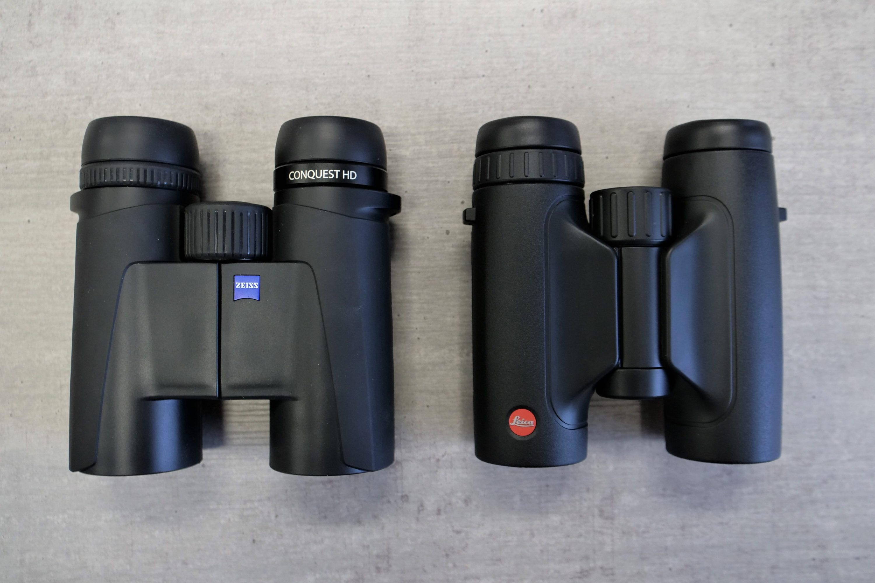 Leica Trinovid 8x32 HD Vs. Zeiss Conquest HD 8×32