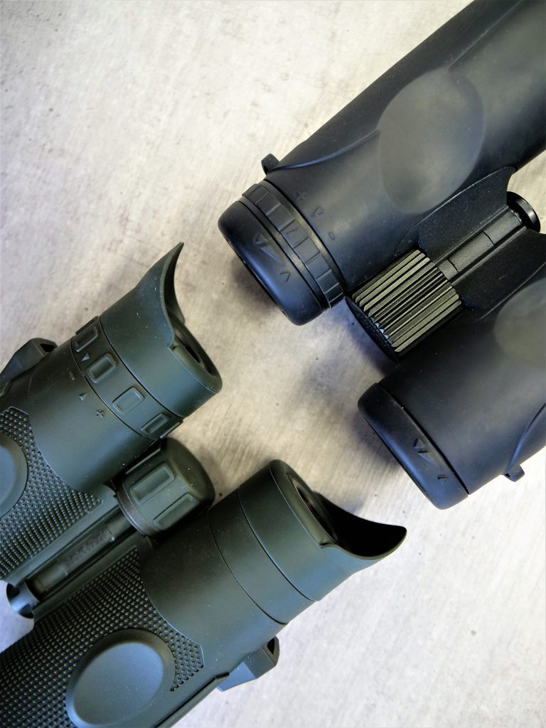 Steiner Ranger Xtreme 8×42 Vs. Hawke Sapphire ED 8×42 Eyepieces