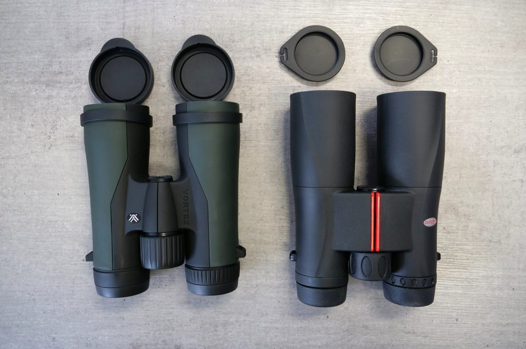 Vortex Crossfire 10×42 and Kowa SV 10×42 Covers