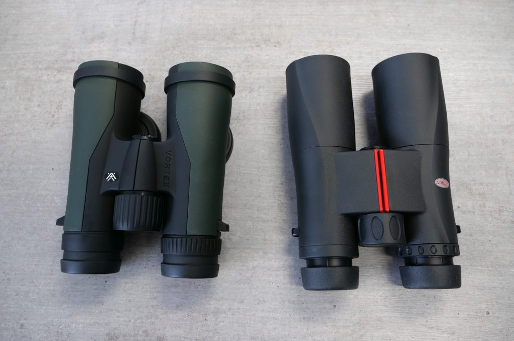 Vortex Crossfire 10x42 and Kowa SV 10x42