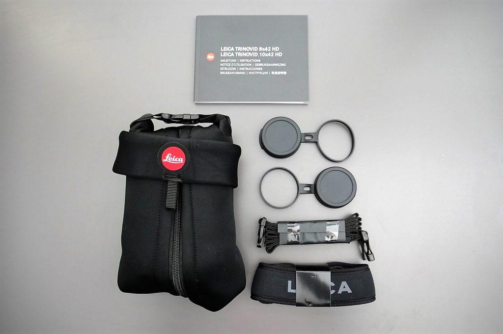 Leica Trinovid 10×42 HD Kit