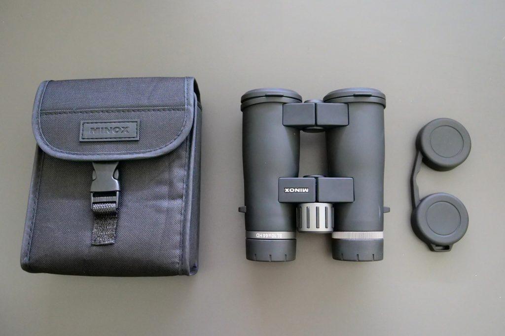 Minox BL 10x44 HD Kit
