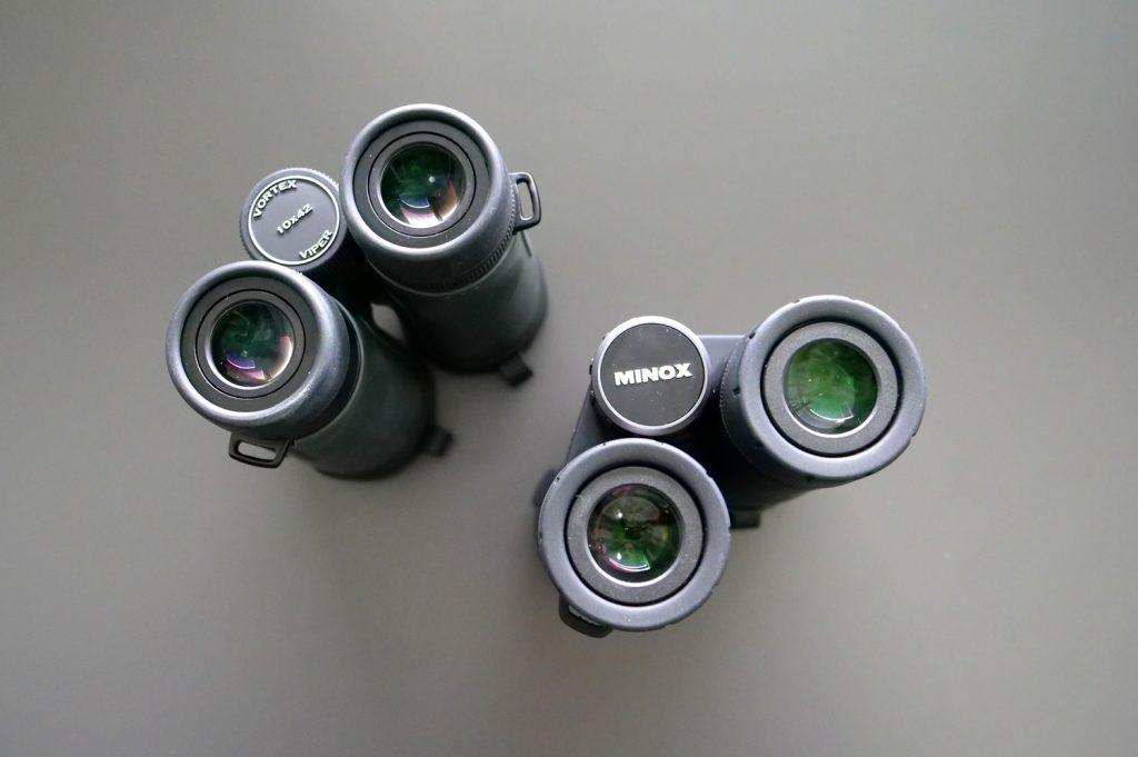 Vortex Viper HD 10x42 and Minox BL 10x44 HD
