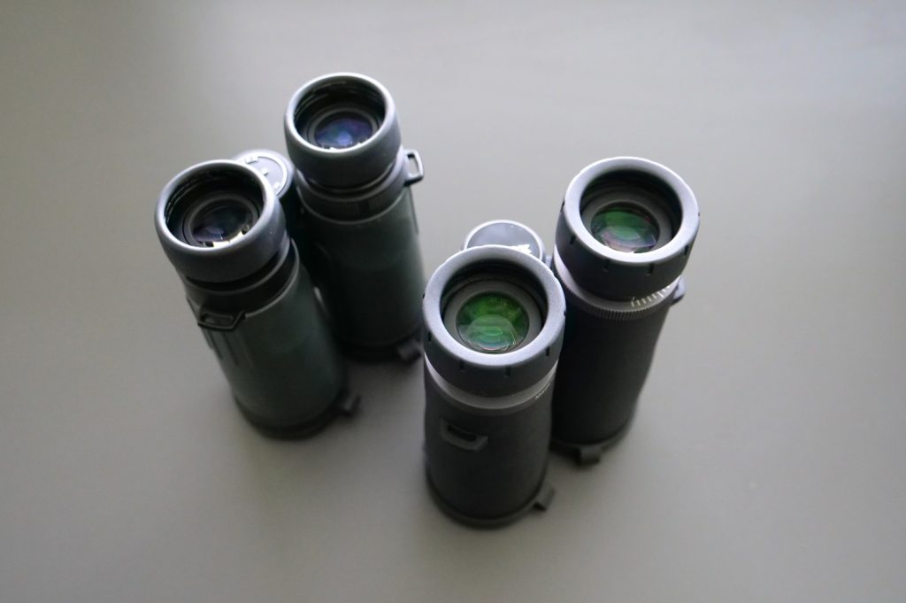 Vortex Viper HD 10x42 and Minox BL 10x44 HD Eyepieces