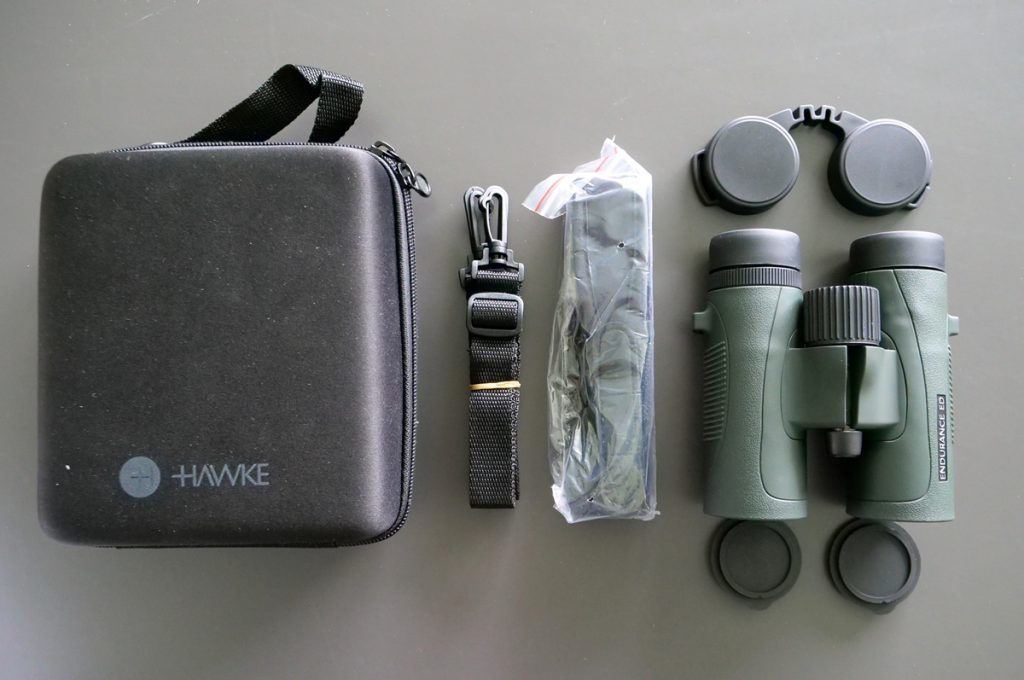 Hawke Endurance ED 8x32 Kit