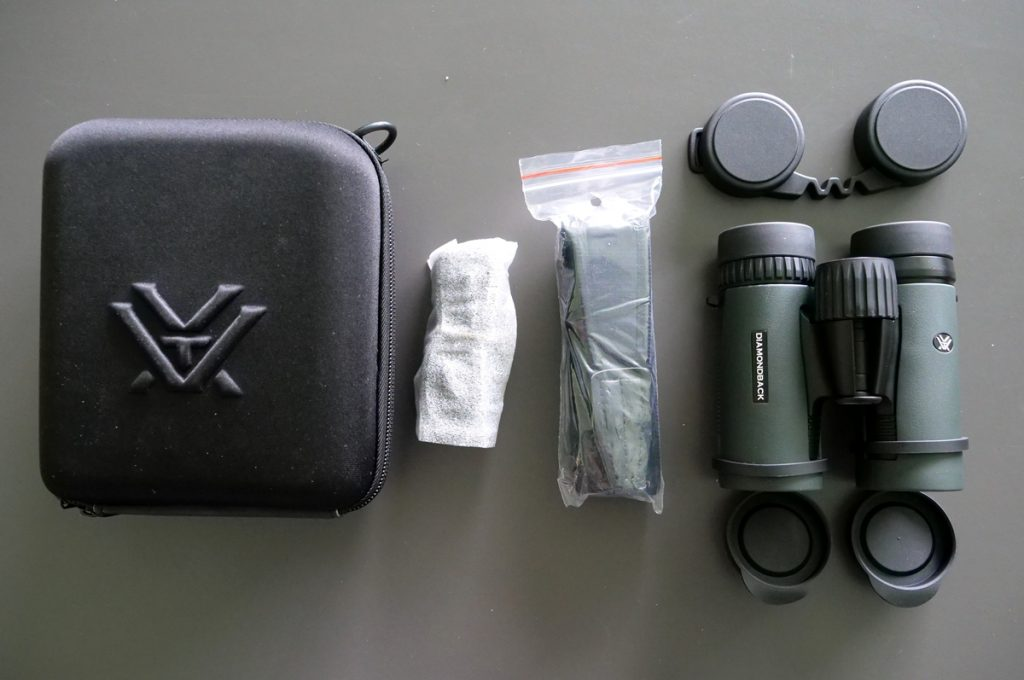 Vortex Diamondback 8x32 Kit