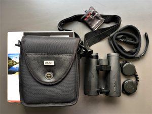 Noblex/ Docter 8x42 ED Kit
