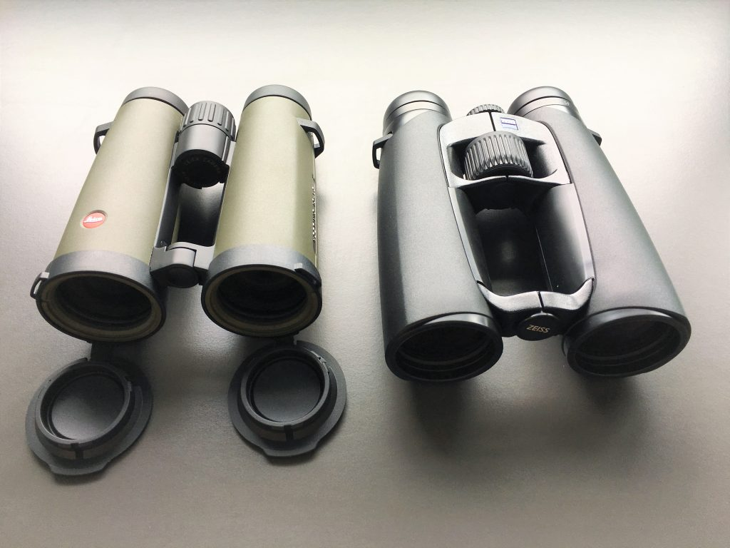 Leica Noctivid 10x42 and Zeiss Victory SF 10x42