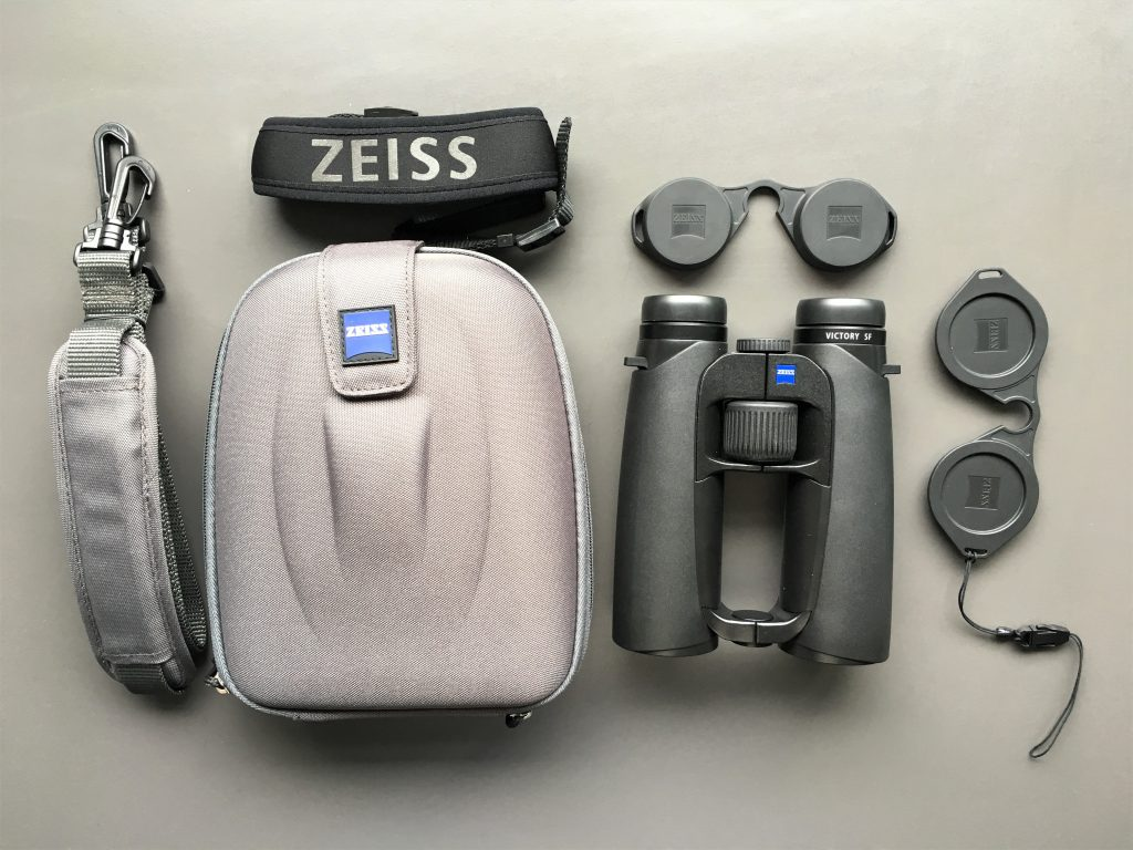 Zeiss Victory SF 10x42 Kit