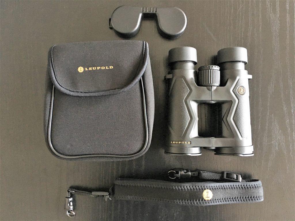 Leupold BX-3 Mojave 8×42 Kit