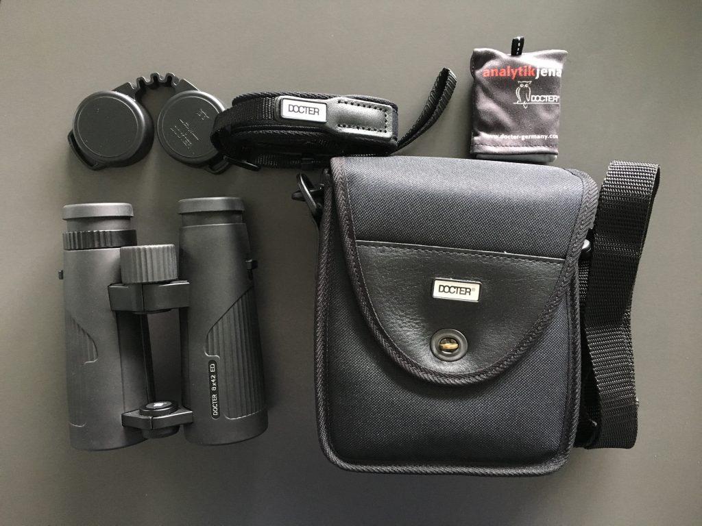 Noblex ED 8x42 Kit