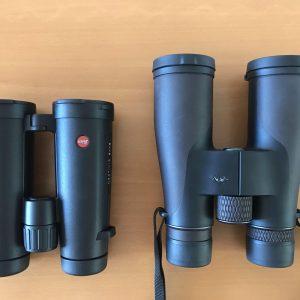 Blaser Primus 8x42 VS Leica Noctivid 8x42