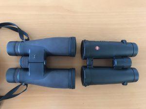 Leica Noctivid 8x42 VS Blaser Primus 8x42